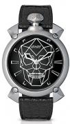 Relógio Gaga Milano Bionic Skull Automatic 45MM STEEL