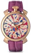 Relógio Gaga Milano Manuale 40MM Mosaico