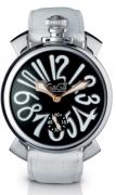 Relógio Gaga Milano MANUALE 48MM STEEL