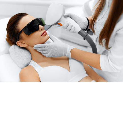 kit 3 Oculos de proteçao contra raio laser e luz pulsada IPL T5