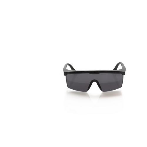 Kit 5 Óculos de Proteção Jaguar Cinza Anvisa Kalipso NFe