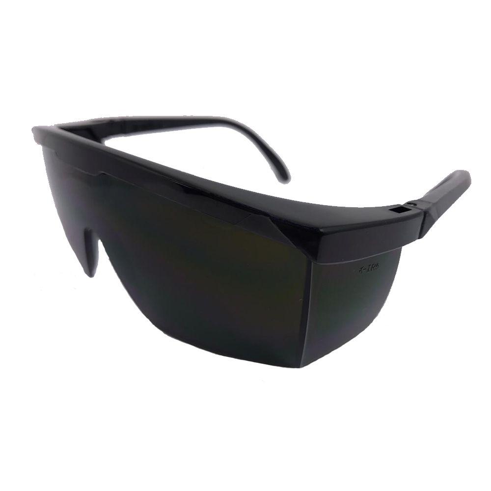 Oculos de proteçao contra raio laser e luz pulsada IPL Jaguar ton 5