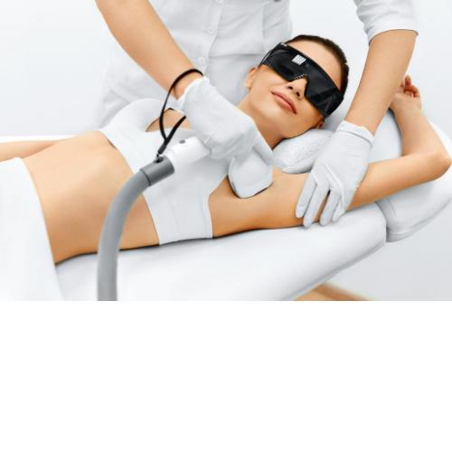 Óculos de Proteção contra Raio Laser IPL T3 e T5 kit 2 pcs