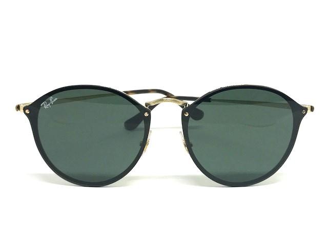 Oculos de sol Blaze Round Ray Ban RB 3574N 001 71 59 - Majestic Oculos ... 9613299f28