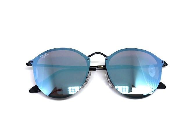 f282c17dcc361 ... Oculos de sol Blaze Round Ray Ban RB 3574N 153 7V 59 - Majestic Oculos