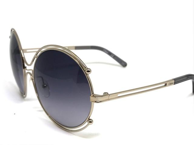 Oculos de sol Chloe Isidora, original, NF, garantia, redondo