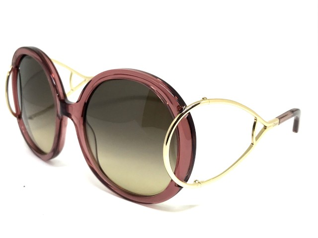 3b3726b964458 Oculos de sol Chloe Jackson CE703S 643 56