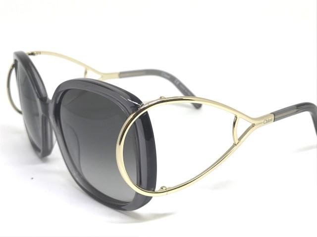 1ee1649be66cb Oculos de sol Chloe Jackson CE 702S cor 035 56 Cinza