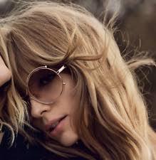 Oculos de sol Chloe Jackson, novo, garantia, com nota fiscal