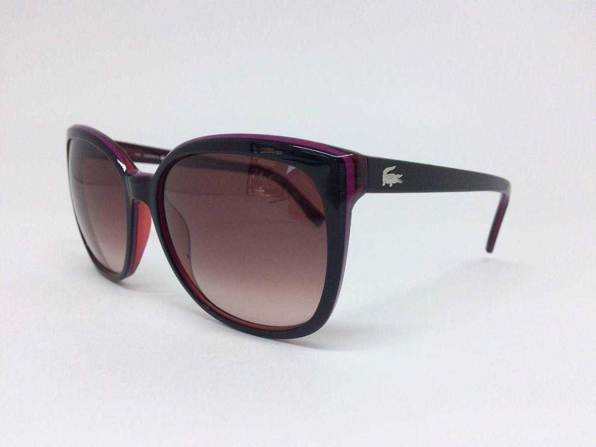 Oculos de sol Lacoste L 747S 001 57 - Majestic Oculos ... 739228934f