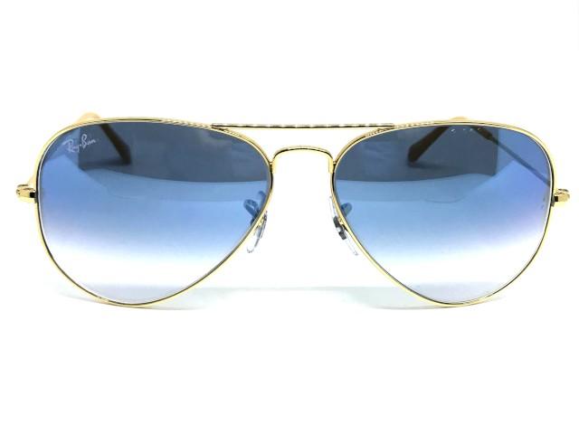 86cb391c72868 Óculos de Sol Ray Ban RB 3025 001 3F 58 Aviador médio