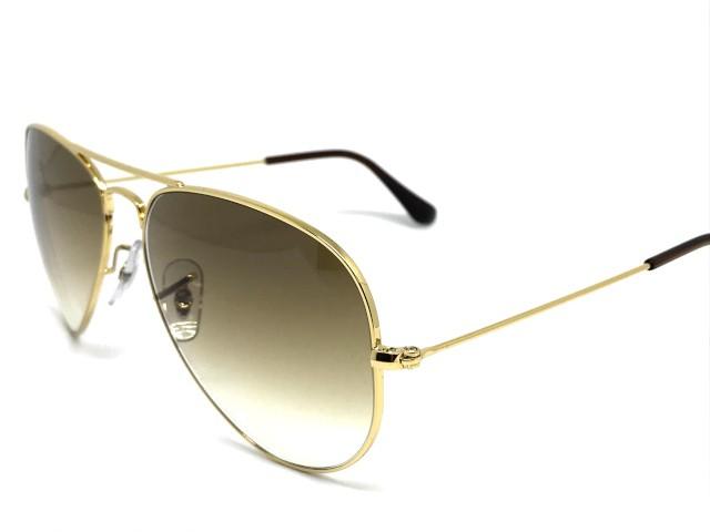 ... Oculos de sol Ray Ban Aviador pequeno RB 3025L 001 51 55 - Majestic ebb1865d7f
