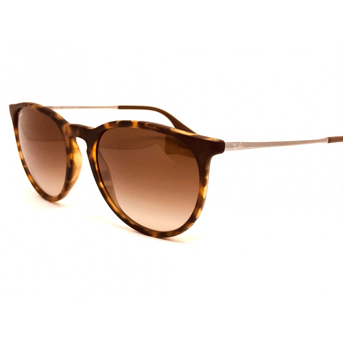 9f3d807b5cc7d ... oculos de sol Ray Ban Erika RB 4171L 865 13 54 - Majestic Oculos