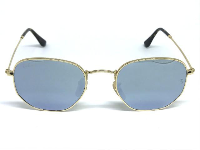 c93d69358e19e Óculos de Sol Ray Ban RB 3548N 001 30 51 Hexagonal