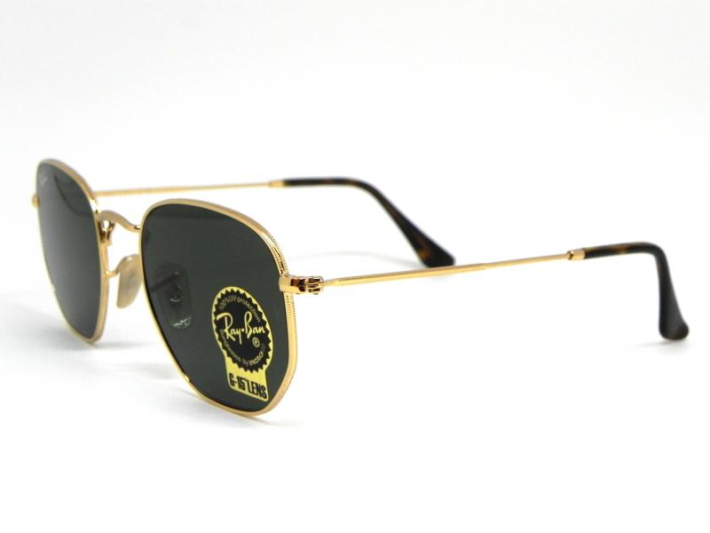 Oculos de sol Ray Ban  Hexagonal RB 3548N 001/ 51original NF