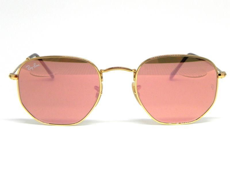 ddf4346efb Hexagonal   Ray BAn   3548   Ray BAn Hexagonal   Majestic Oculos
