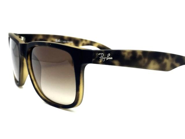 ... Oculos de sol Ray Ban Justin RB 4165L 710 13 55 - Majestic Oculos 2349a8e4ce