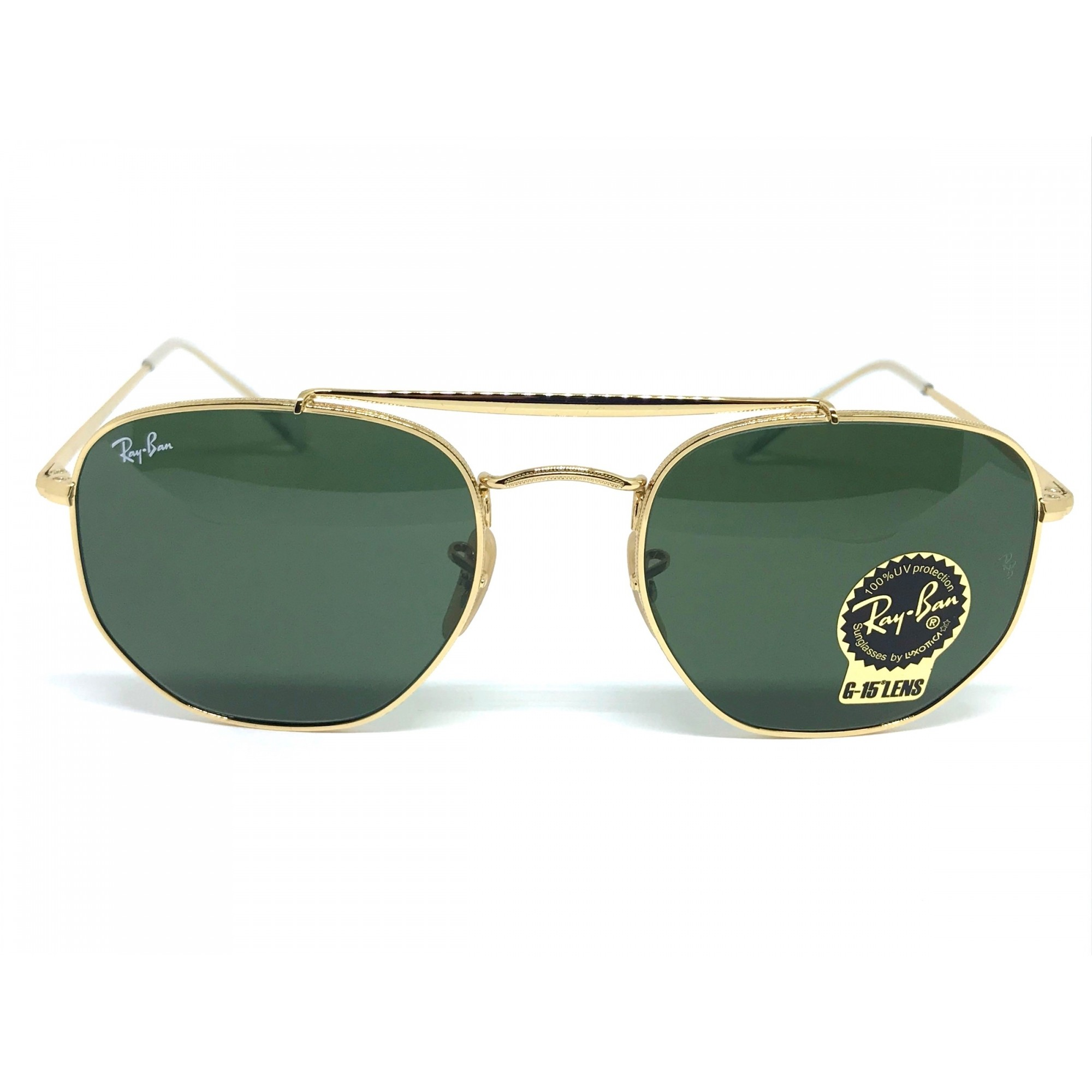 a221acedee617 Oculos de sol RAY BAN Marshal RB3648 001 54