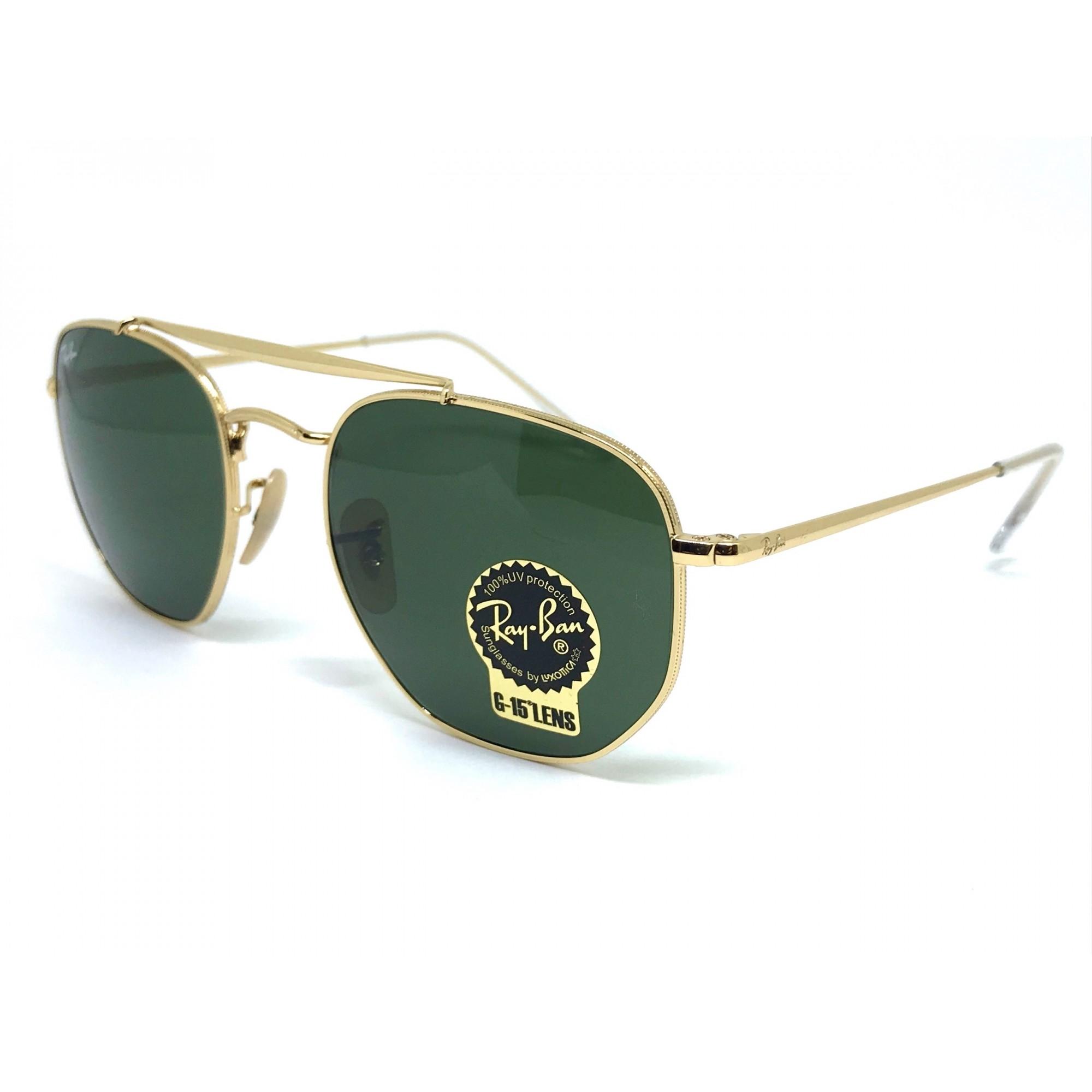 b030c21fbf4a2 ... Oculos de sol RAY BAN Marshal RB3648 001 54