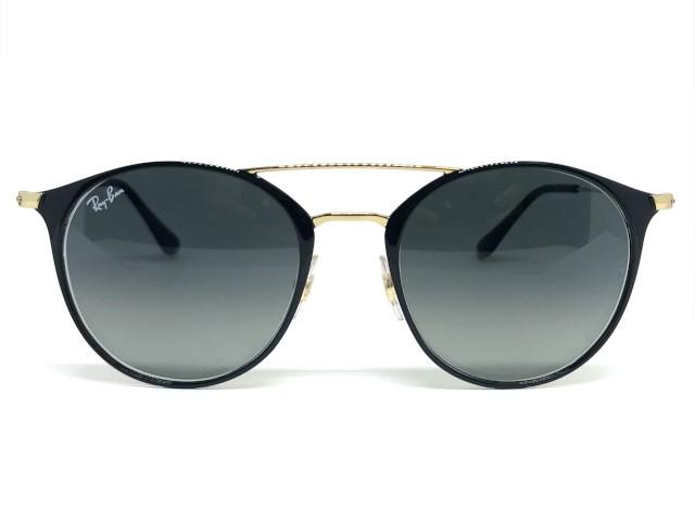 Oculos de sol Ray Ban Round RB 3546 187 71 52 - Majestic Oculos ... e8efa8790e