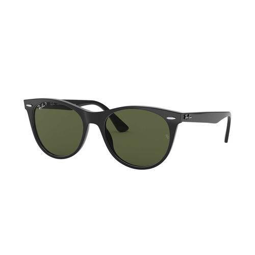 4c7f5abad Oculos de sol Ray Ban Wayfarer RB 2185 901/58 52 Polarizado