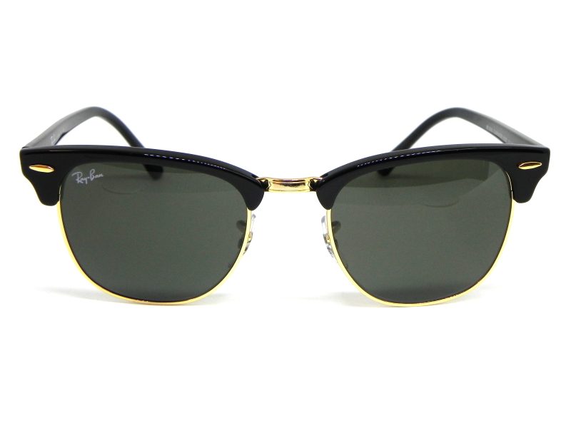 7be37a21ae001 Óculos de Sol Ray Ban RB 3016L W0365 51 Clubmaster