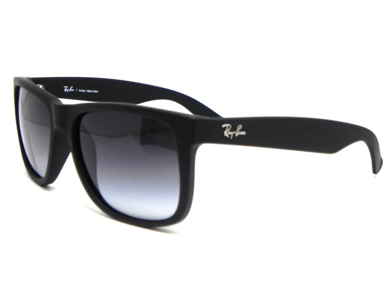 ... Oculos de sol Ray Ban Justin RB 4165L 601 8G 55 - Majestic Oculos 120cb1085b