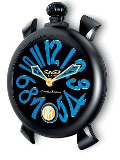 Relógio de Parede Gaga Milano Edition Limited