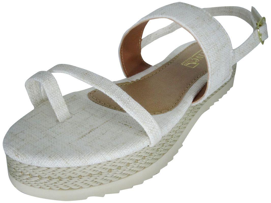Sandália de dedo Comfort Plus