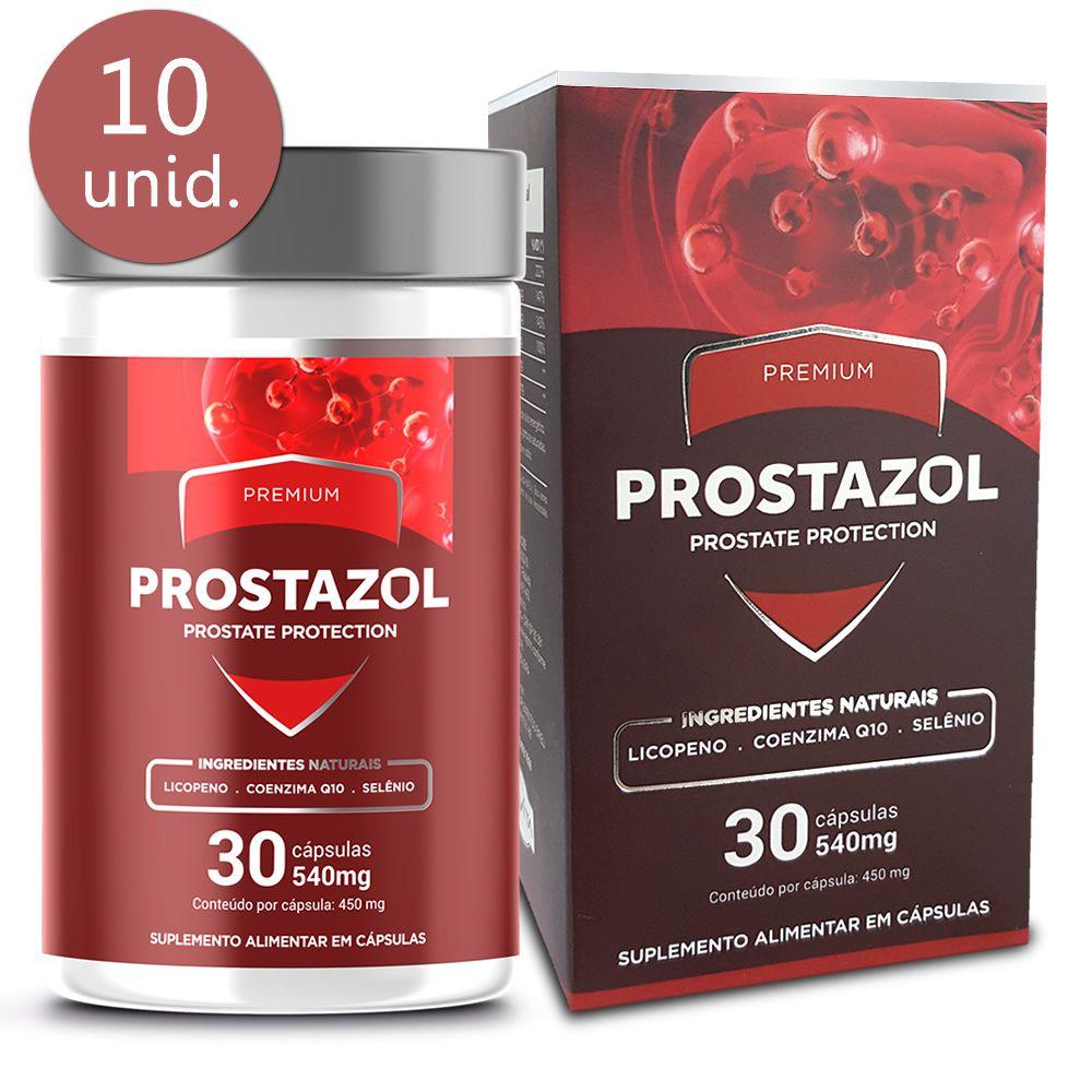 Prostazol 540 mg 30 cápsulas 10 frascos