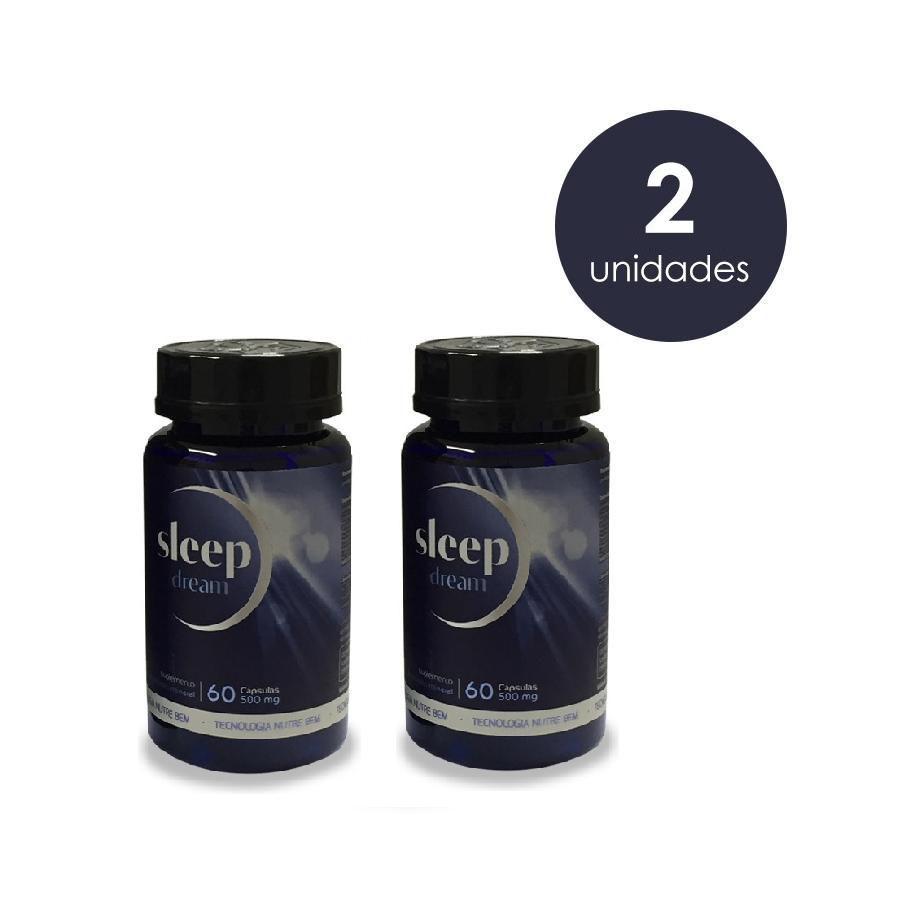 SLEEPDREAM - 2 FRASCOS - FRETE GRÁTIS