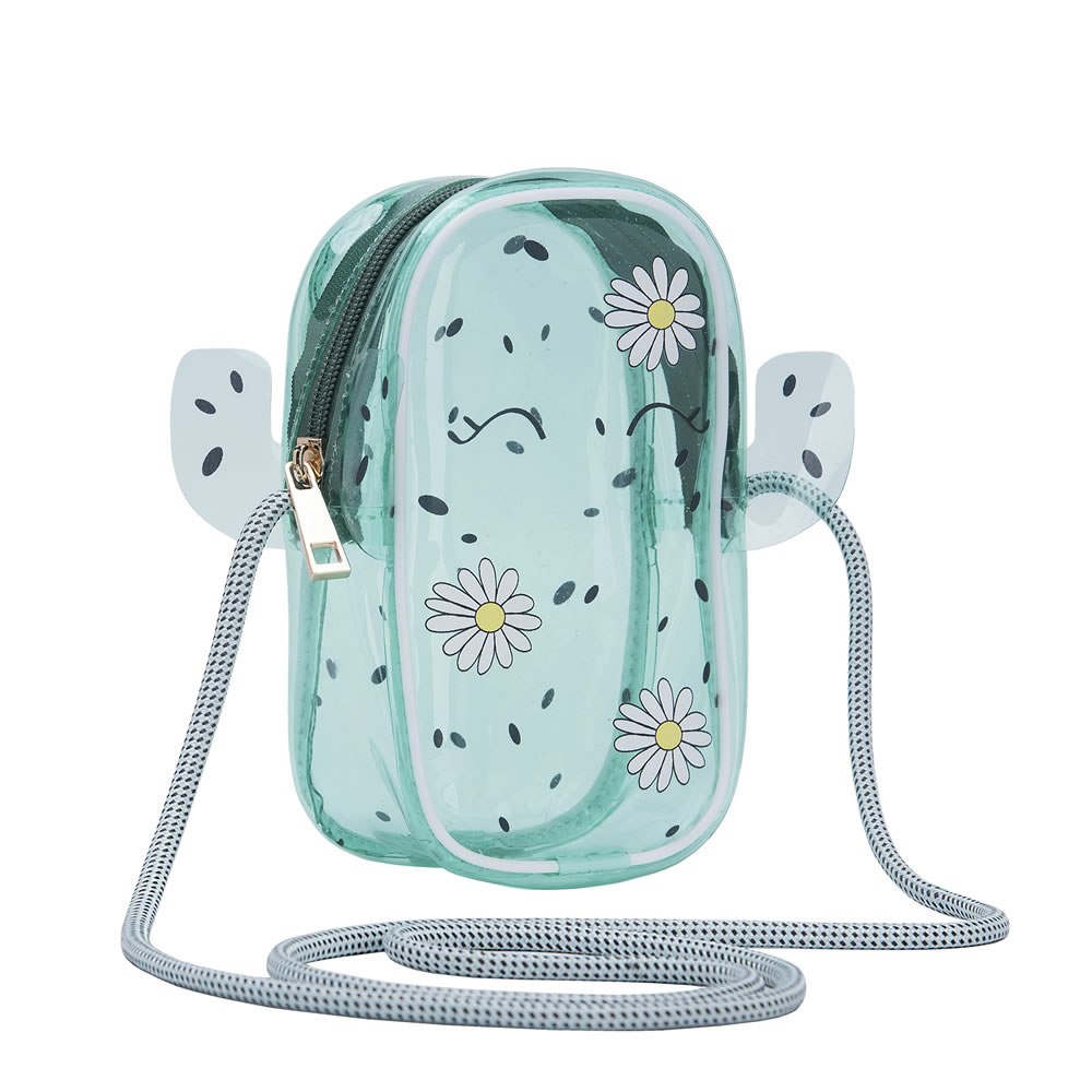Bolsa Feminina Infantil Transversal Pagani Mini Verde