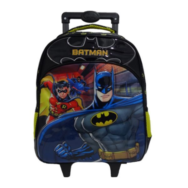 Mala c\ rodas Batman Bat Quad