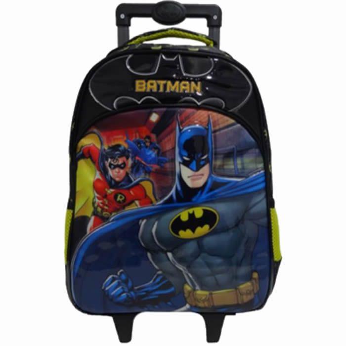 Mala c\ rodas Batman Bat Squad