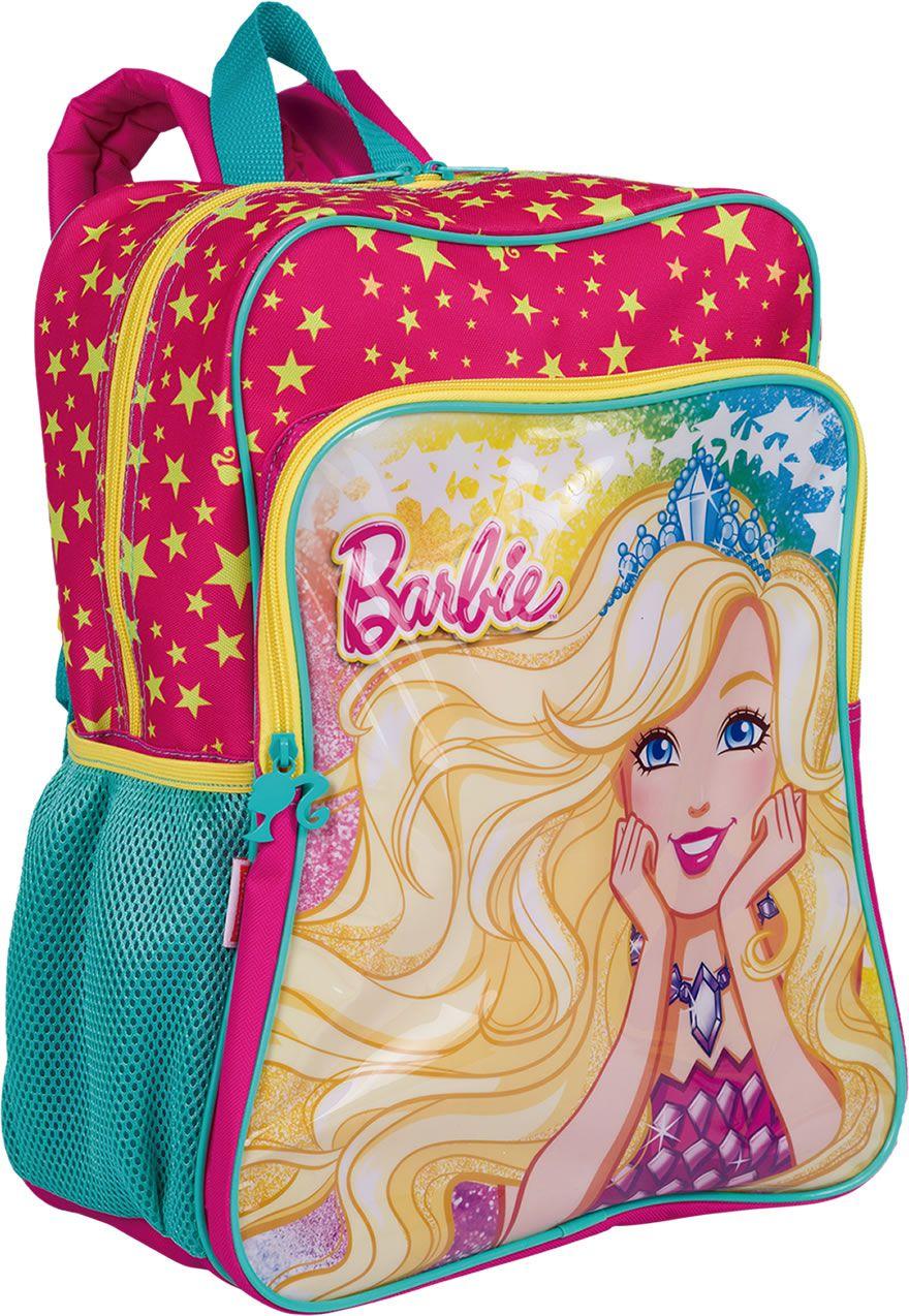 Mochila Barbie de Costas Rosa