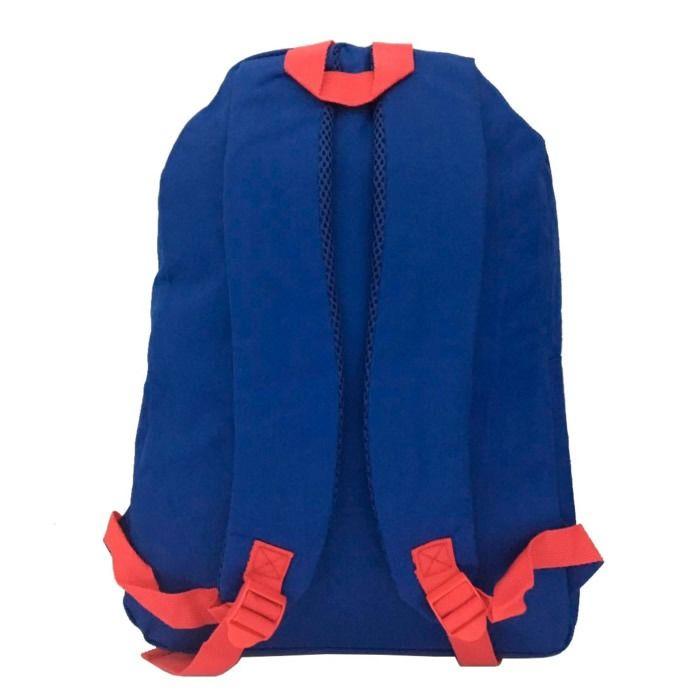 Mochila de Costas Clio College Bandeira Azul