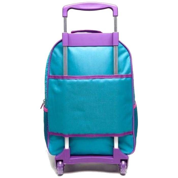 Mochila de rodas Escolar Infantil FROZEN MAKE YPOUR