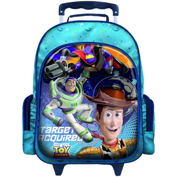 Mochila de rodas Escolar Infantil Toy Story 3D