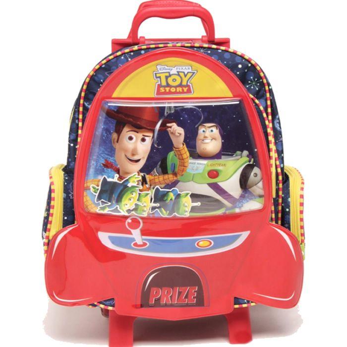 Mochila de rodas Escolar Infantil Toy Story Foguete