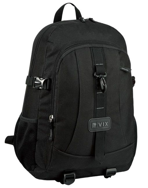 Mochila Notebook Escolar de Costas Republic Vix