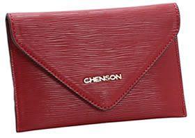 Pochete Feminina Casual Chic Clássica Chenson Vermelha