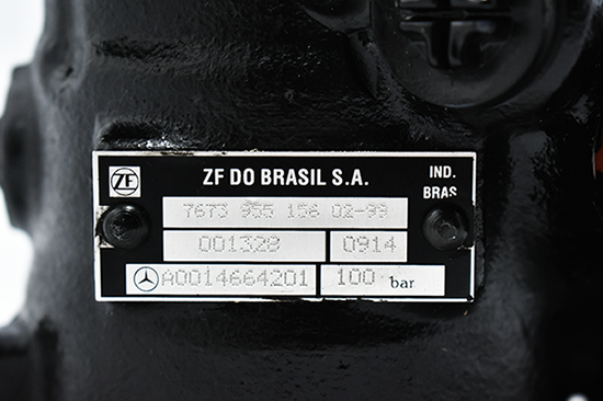 Bomba de Direção Hidráulica 0-400