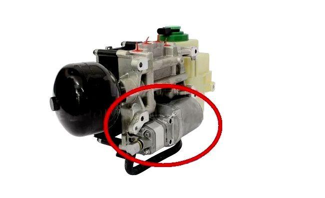 Motor, Bomba e Flexível Cambio ZF