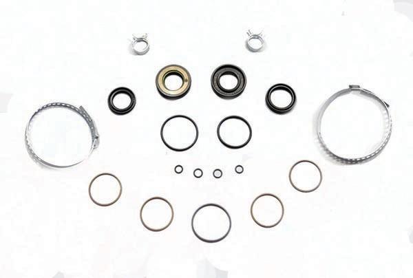 Reparo Caixa Direção Hidráulica Koyo Subaru Forester 05 A 07 Cremalheira 23MM