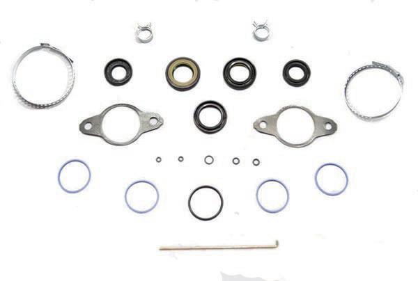 Reparo Caixa Direção Subaru Legacy 90 A 98 (2 RETENTORES CREMALHEIRA 24x38,5MM)