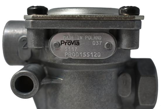 Válvula Limitadora Press MB 1726/Atego/2426/2429/Atron/Axor
