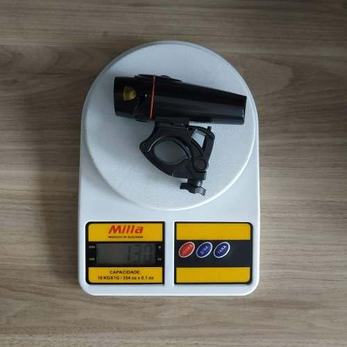 Farol JWS Recarregável Led T6 Com Sensor Inteligente WS-268