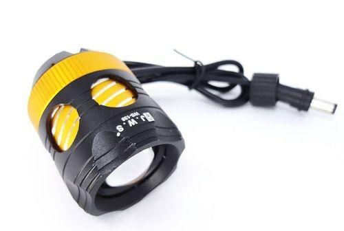 Farol JWS Ws-138 Dianteiro Led Baterias Recarregável
