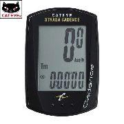 Ciclocomputador Cateye Strada Cadence Cc Rd200 9 Funções