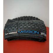 02 un. Pneus VEE TIRE CO Mission 27,5 X 2,10 Kevlar Tubeless
